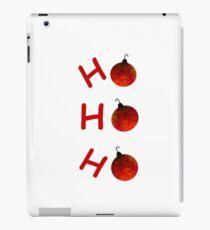Ho Ho Ho iPad Case/Skin