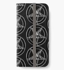 Baphomet Pentagram iPhone Wallet/Case/Skin