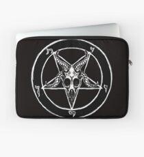 Baphomet Pentagram Laptop Sleeve