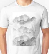 miss colored mountains T-Shirt