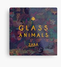 glass animals Metal Print
