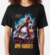 army of darkness Slim Fit T-Shirt