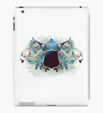 Vintage Blazon iPad Case/Skin