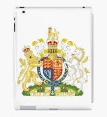 Royal Coat of Arms of the United Kingdom (Scotland) iPad Case/Skin