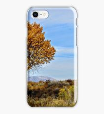Desert October iPhone Case/Skin