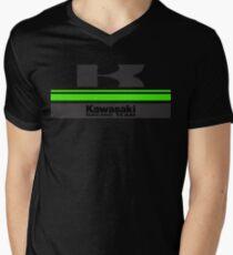 Camiseta de cuello en V KAWASAKI Team