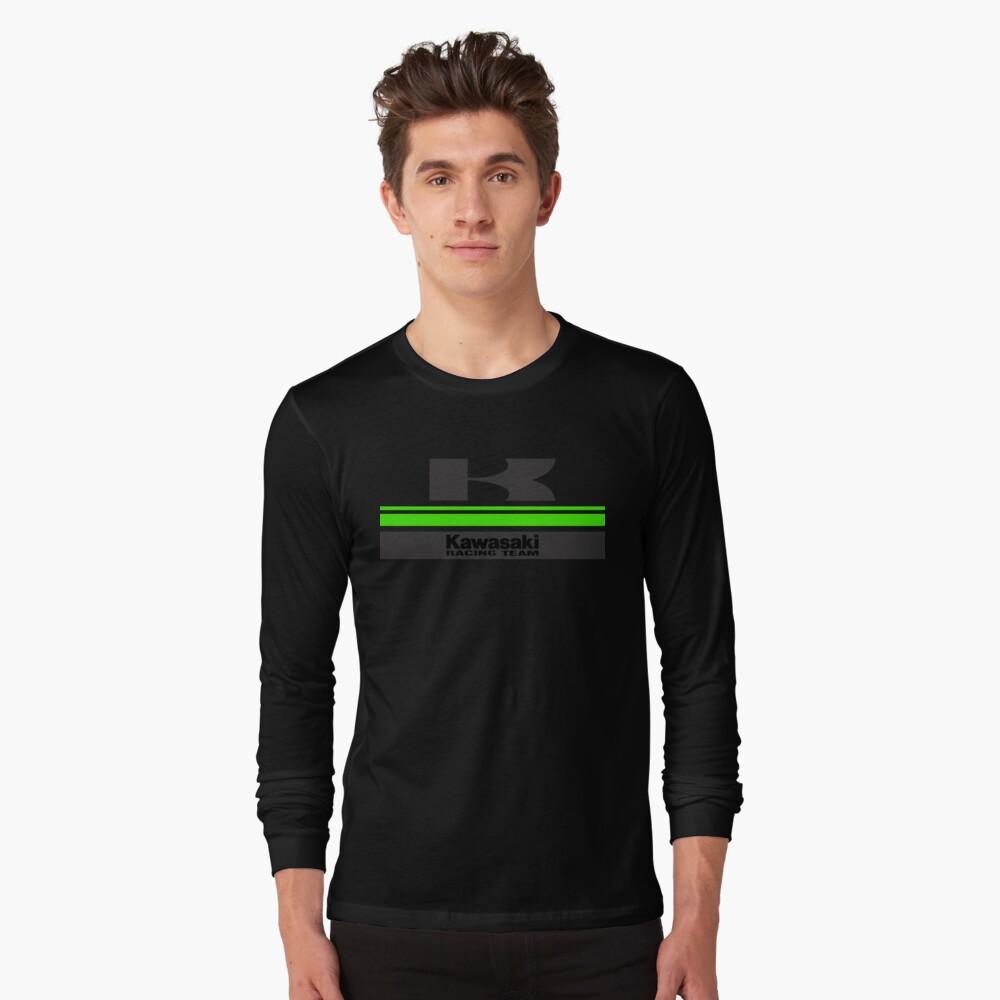 KAWASAKI Team Long Sleeve T-Shirt