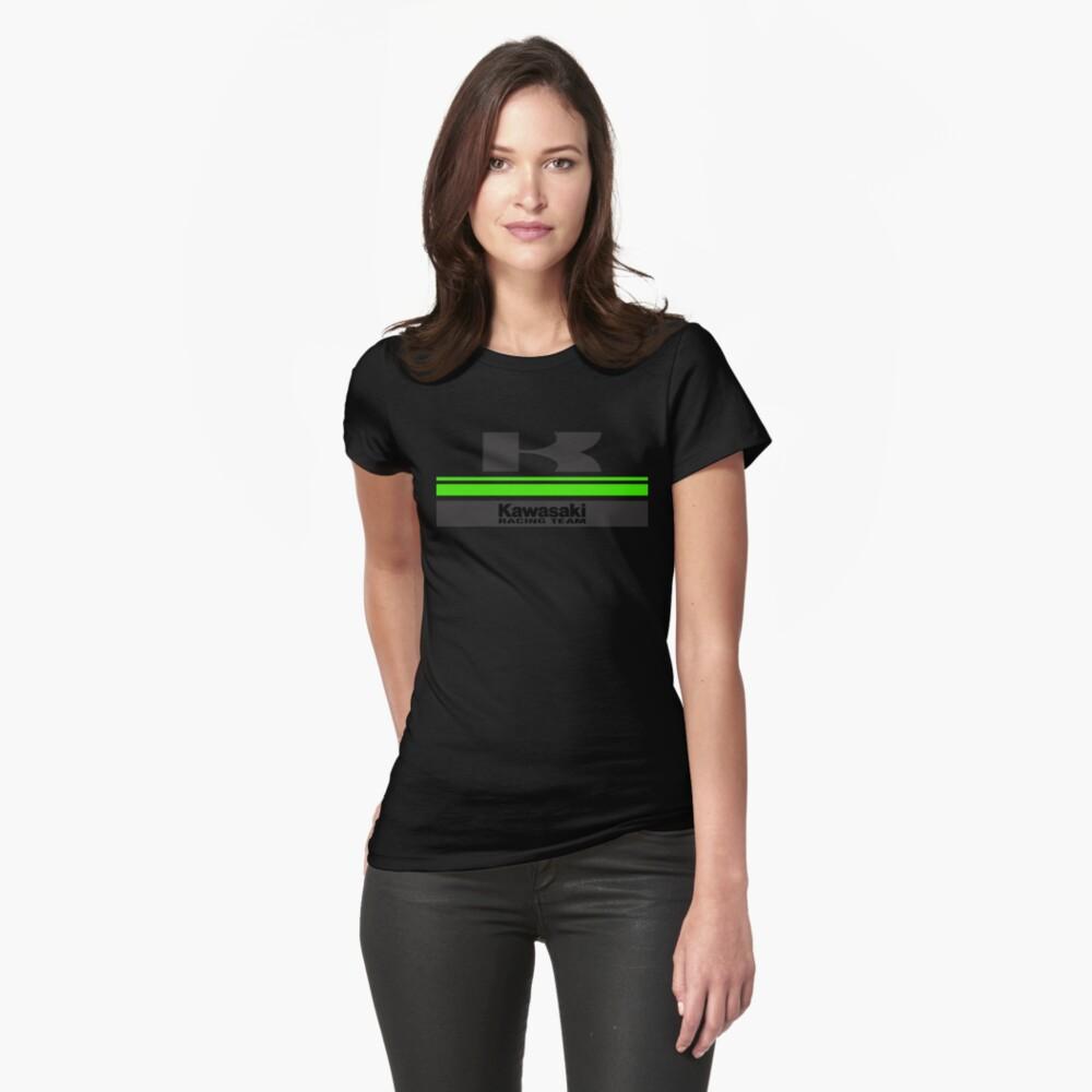 KAWASAKI Team Fitted T-Shirt