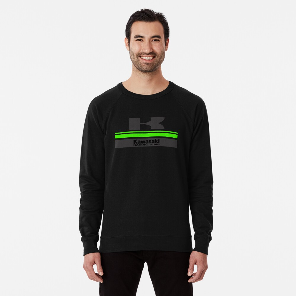 KAWASAKI Team Lightweight Sweatshirt
