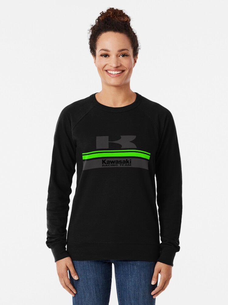 Alternate view of KAWASAKI Team Lightweight Sweatshirt