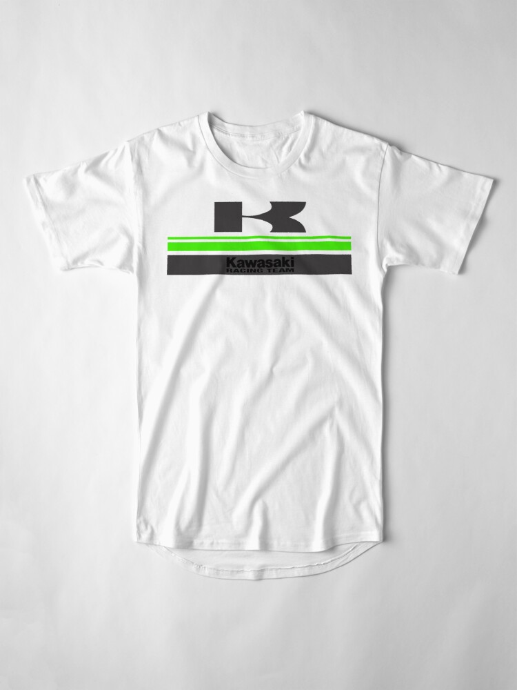 Alternate view of KAWASAKI Team Long T-Shirt