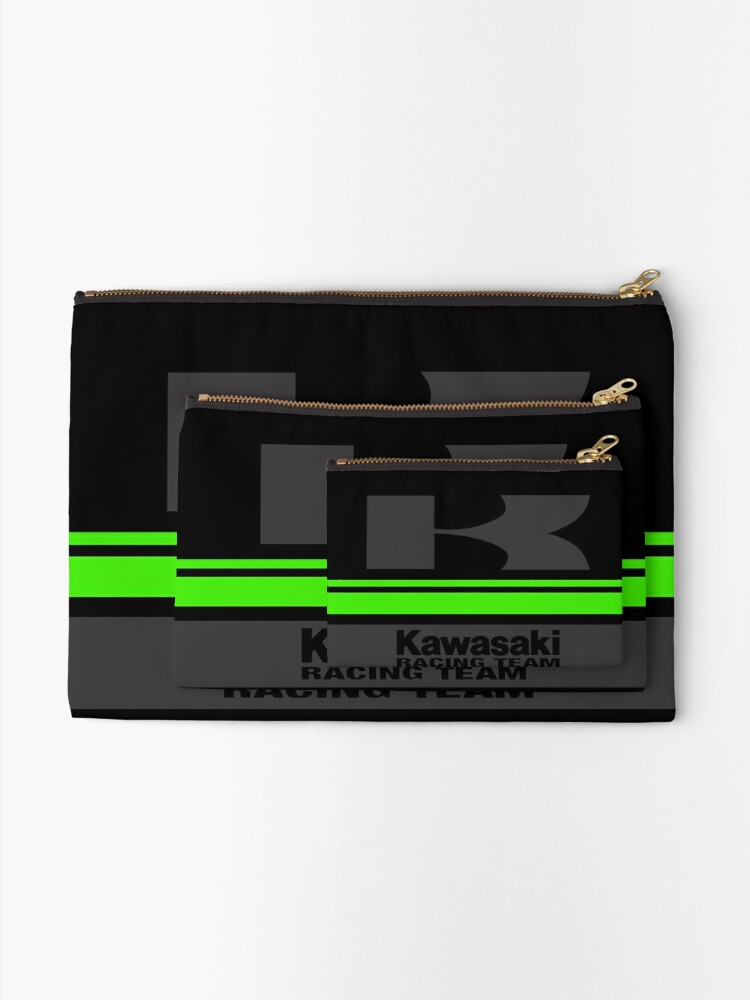 Alternate view of KAWASAKI Team Zipper Pouch
