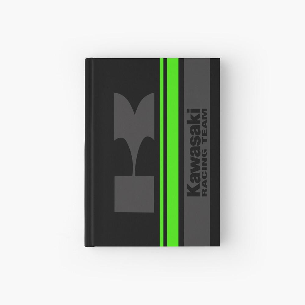 KAWASAKI Team Hardcover Journal