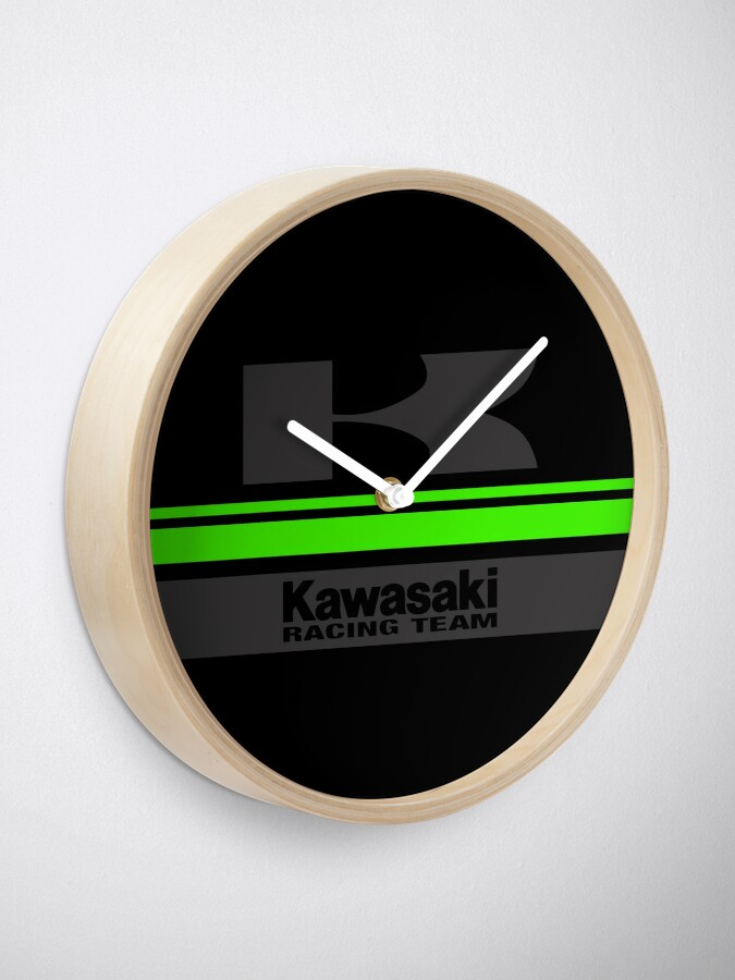 Alternate view of KAWASAKI Team Clock