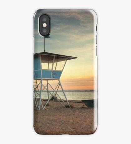 Finnish baywatch iPhone Case