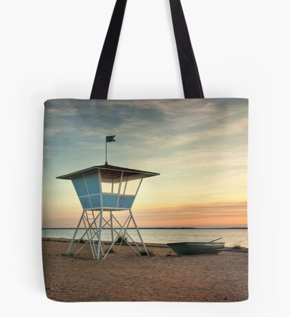 Finnish baywatch Tote Bag