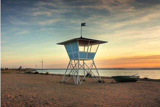 Finnish baywatch by Dominika Aniola