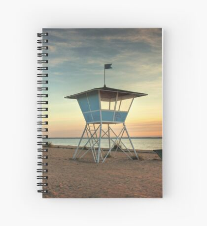 Finnish baywatch Spiral Notebook