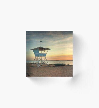 Finnish baywatch Acrylic Block