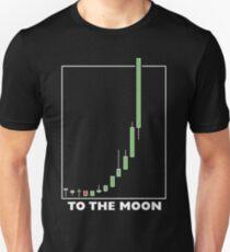 To The Moon (Black Version) T-Shirt