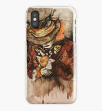 hatter iPhone Case/Skin