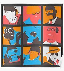 Team Fortpop Poster