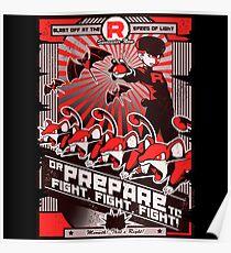 Team Rocketganda Poster