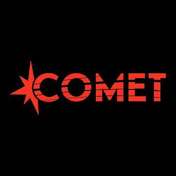 Comet by AngryMongo