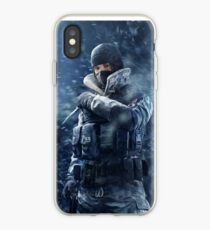 R6S Frost iPhone Case