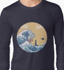The Great Sea Long Sleeve T-Shirt