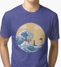 Das große Meer Vintage T-Shirt