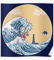 Das große Meer Poster