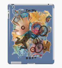 EAT MY DUST - DIRT BIKING iPad Case/Skin