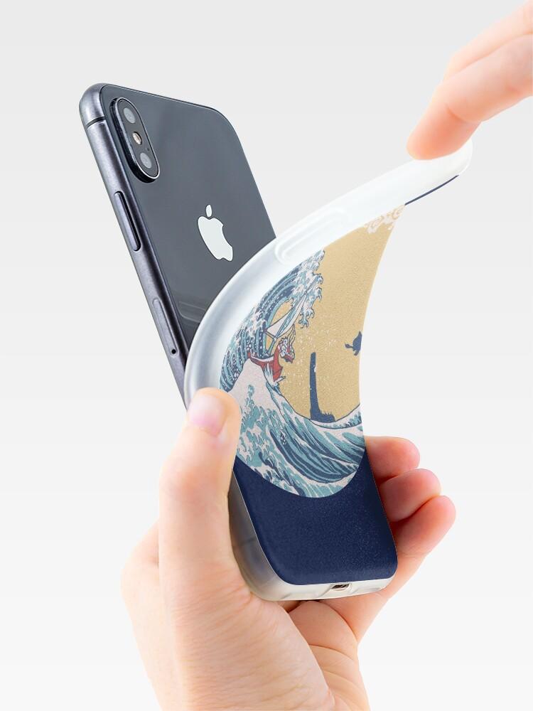 Alternative Ansicht von Das große Meer iPhone-Hülle & Cover