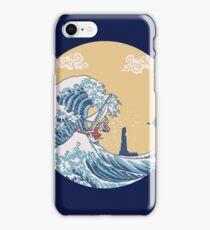 The Great Sea iPhone Case/Skin