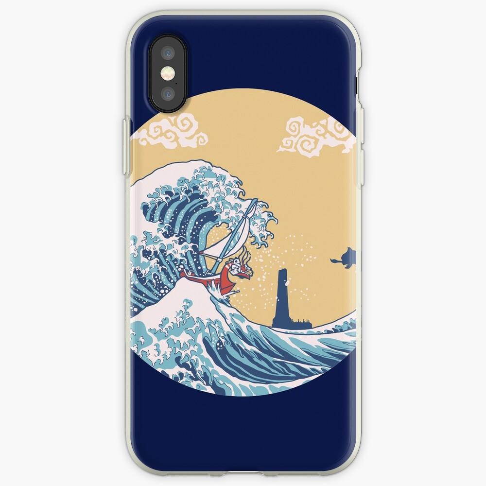 Das große Meer iPhone-Hülle & Cover