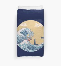 The Great Sea Duvet Cover