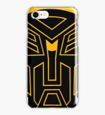 Black and Gold Prime  iPhone Case/Skin
