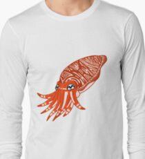 Intricate Cuddlefish T-Shirt