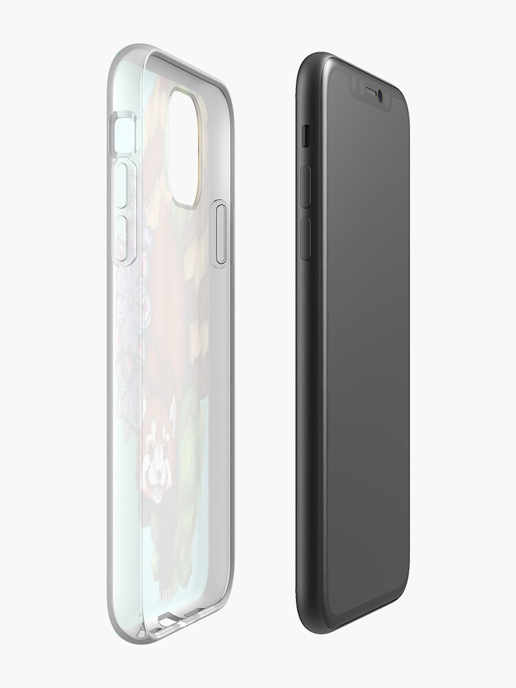 Crystal Forest iPhone 11 case