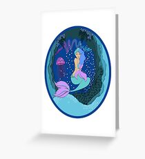 Ligeia Greeting Card