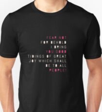 Good Tidings of Great Joy T-Shirt