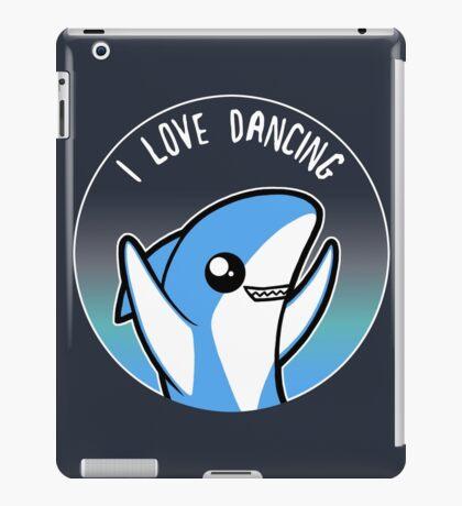 I love dancing iPad Case/Skin