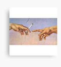 Sistine Chapel Joint Canvas Print
