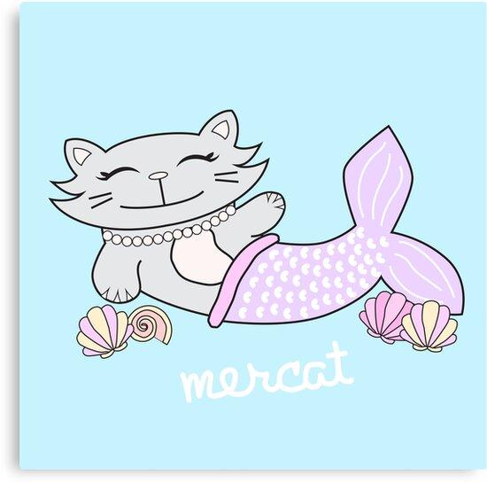 Mercat by Millamao