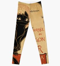 Legging Le Dragon Noir