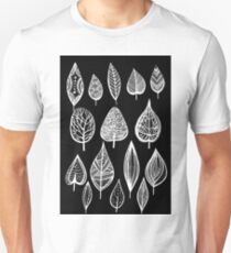 leaves of trees decor decoration  T-Shirt