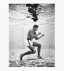 Muhammad Ali Photographic Print