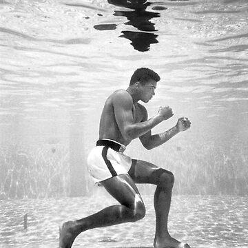 Muhammad Ali by acifuentes