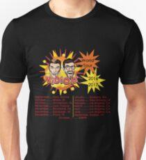 ViDiOTS 2016-2017 World Tour Print (#TeamTash Fundraiser) Unisex T-Shirt